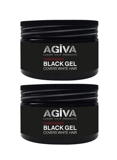 Agiva Agiva 250 Ml Hair Gel Saçlar Için Kapatıcı Jel X2 Renksiz